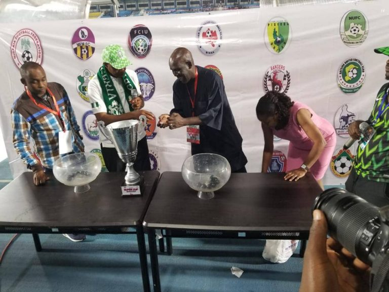 LMC Holds 2018/2019 Season Draws Despite Uncertainty Over Kick -off Date