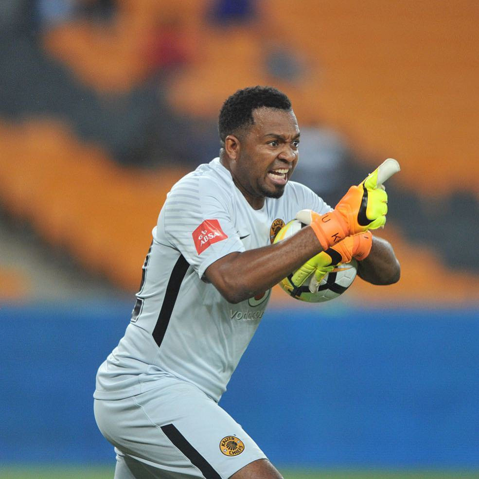 Bafana Goalie Khune Targets Another Clean Sheet Vs Super Eagles