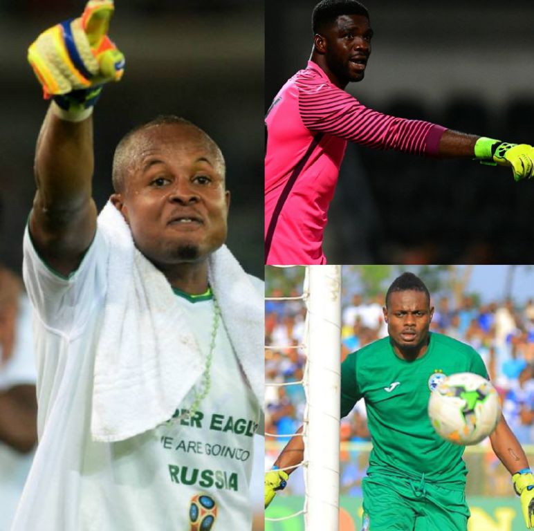 Who Will Be Rohr's Number 1 Goalkeeper In Jo'burg?