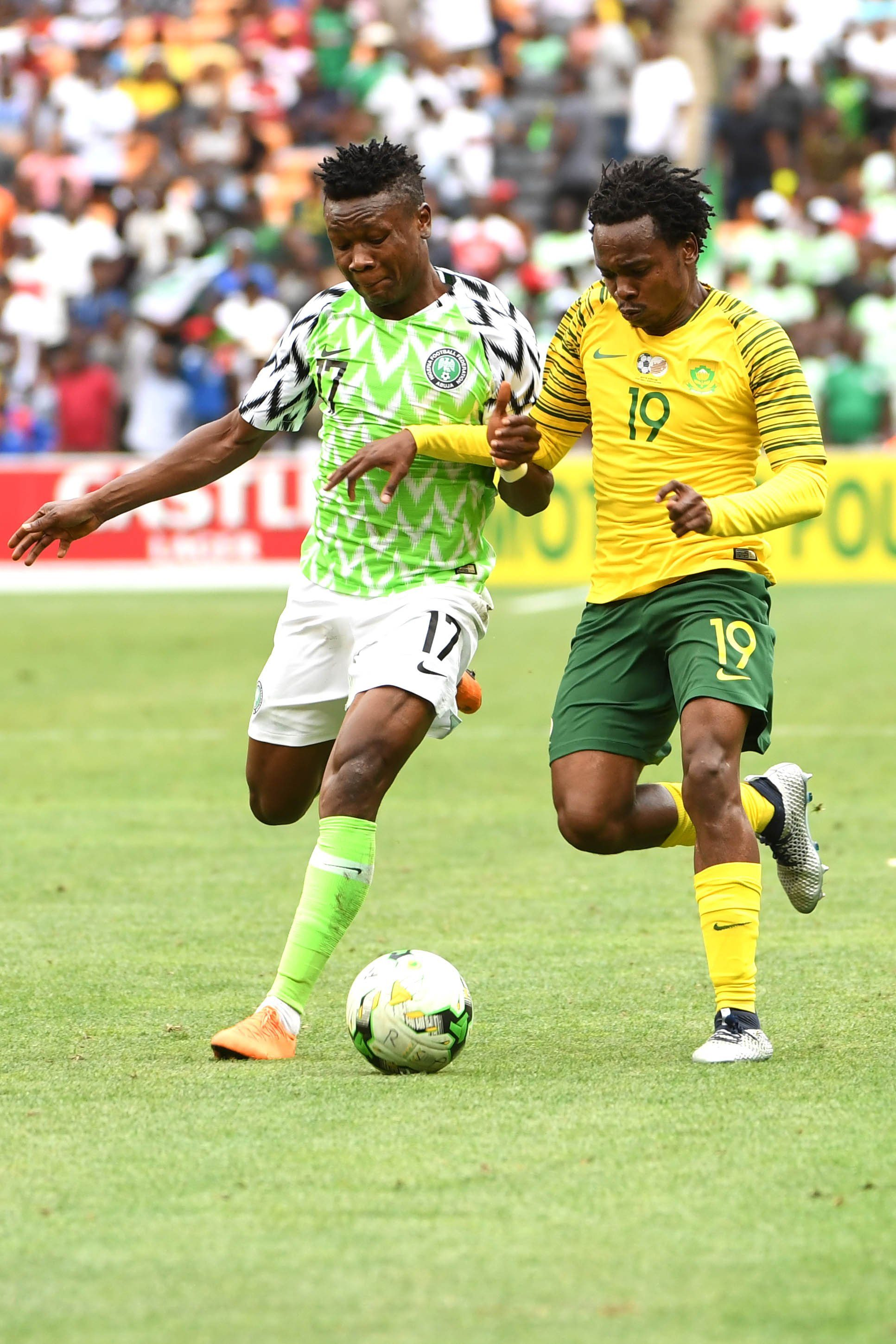 5 Things Learnt From South Africa – Nigeria AFCON Qualifying Clash
