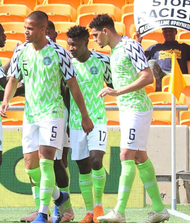 Balogun Out Of Eagles – Uganda Friendly Over Injury