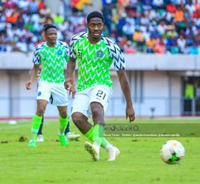 Aina Out Of Super Eagles – Uganda Friendly Over Injury