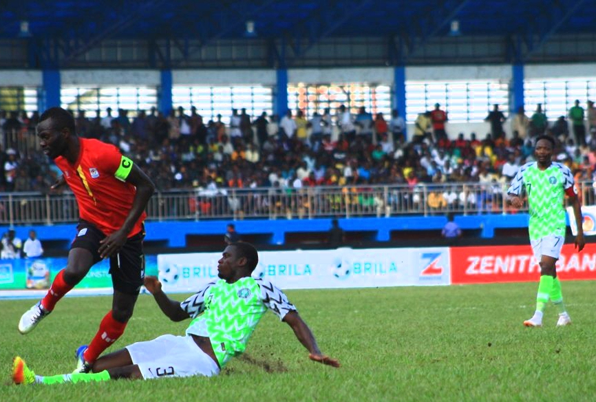 Ikpeba: Rohr Should Work On Super Eagles' Midfield Ahead AFCON 2019