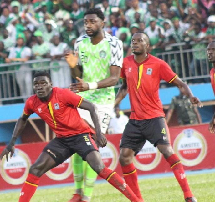 Int'l Friendly: AFCON 2019 Bound Eagles, Uganda Cranes Draw In Asaba