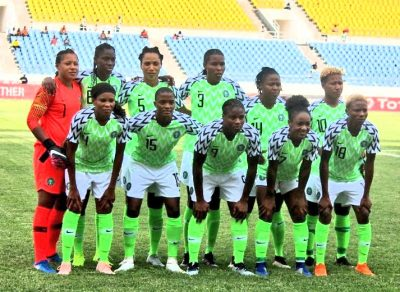 2018 AWCON-Super Falcons Maul Zambia 4-0, Revive Semi-final Hopes