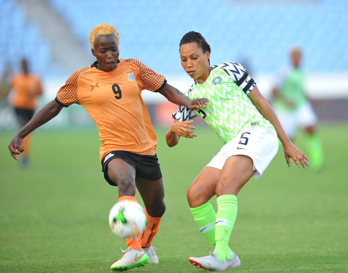 Ebi: Falcons Motivated To Defend AWCON Title