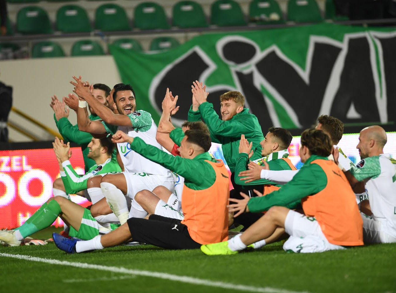Abdullahi  Excited With Bursaspor Comeback Win Against Akhisarspor