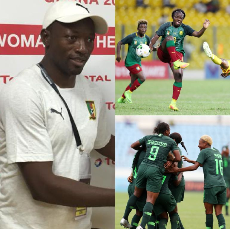 Cameroon Coach, Brian: We Are Out For Revenge Against Super Falcons