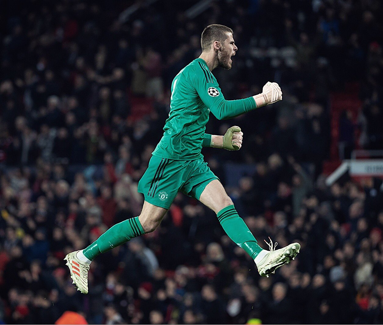 Man United Activate De Gea One-Year Contract Extension Clause