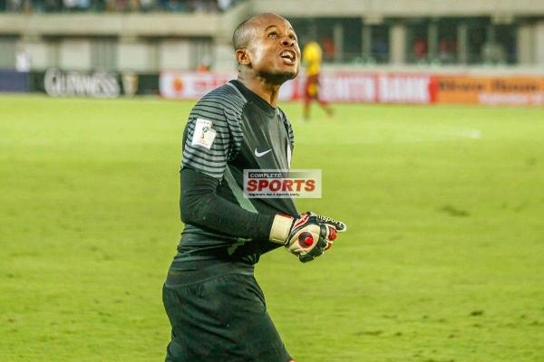 Rohr Set To Make 6 Changes Vs Uganda; Rules Ezenwa Out