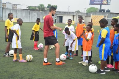 MTN Arsenal Coaching Clinic (5)