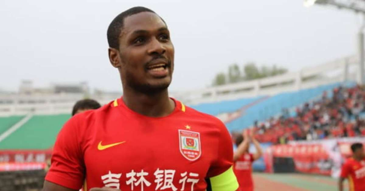 Rohr Wants Ighalo To Leave Relegated Changchun Yatai, For CSL Or European Club