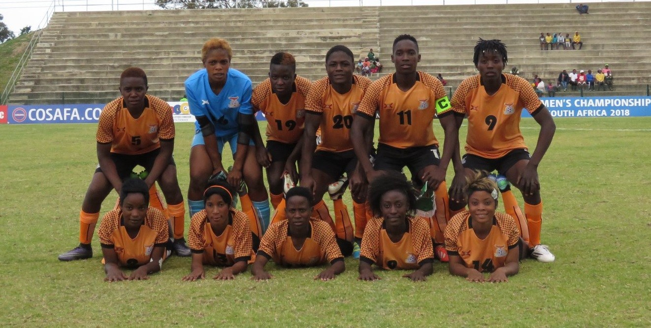 Women's AFCON: Zambia Coach Targets 2nd Group B Win Vs Super Falcons