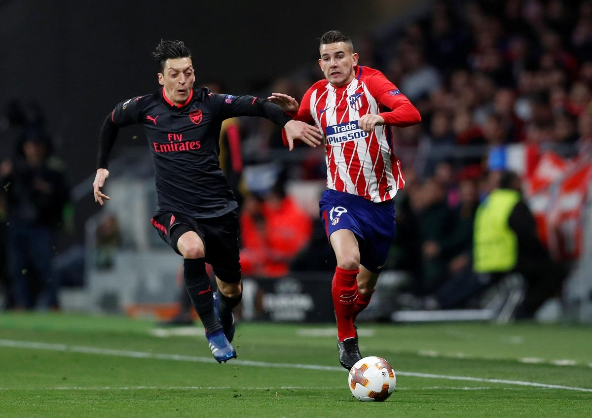 Atletico Hit  By Double Injury Blow