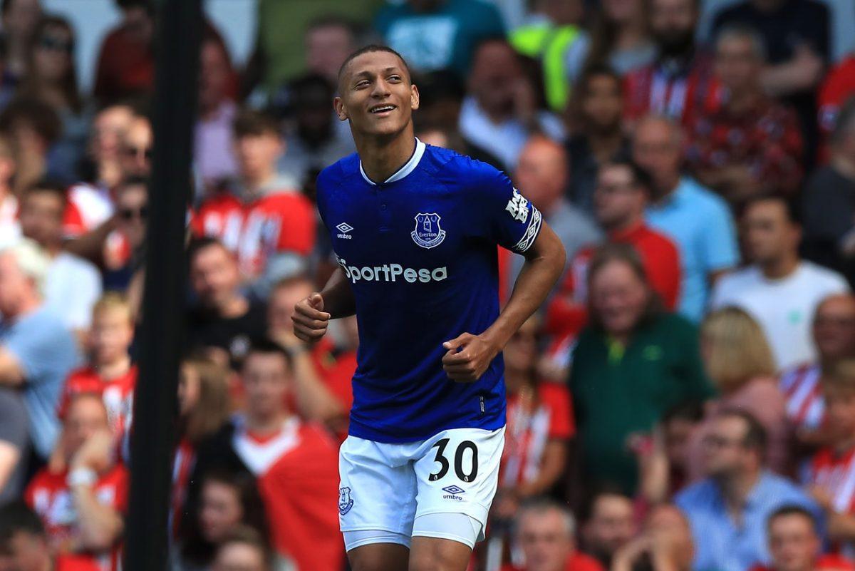 Brazil Boss Heaps Praise On Everton Star