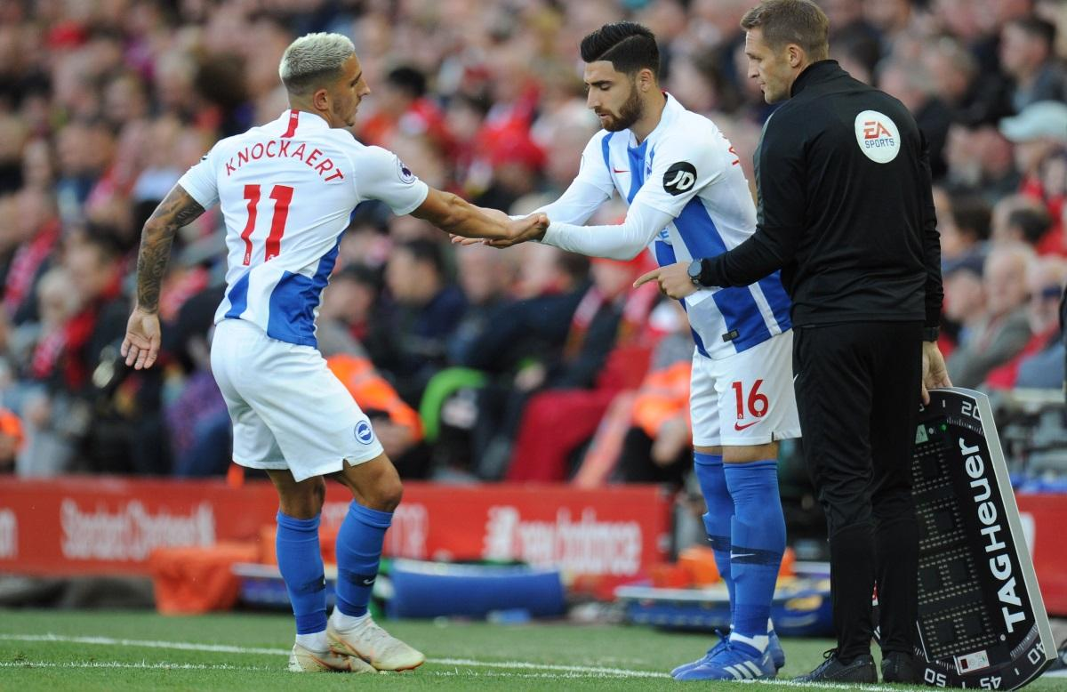 Brighton Winger Plays Down Injury Fears