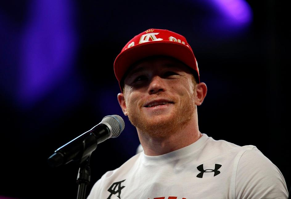 Canelo Itching For Mayweather Rematch