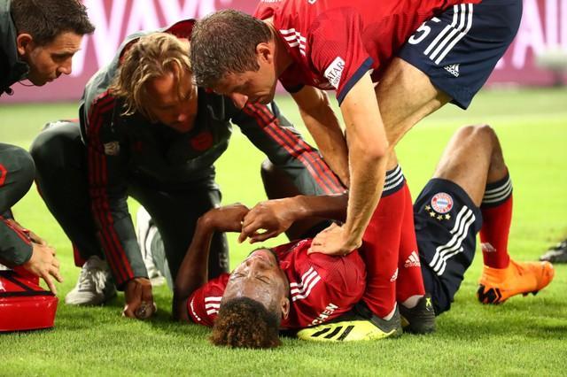 Coman Back For Bayern