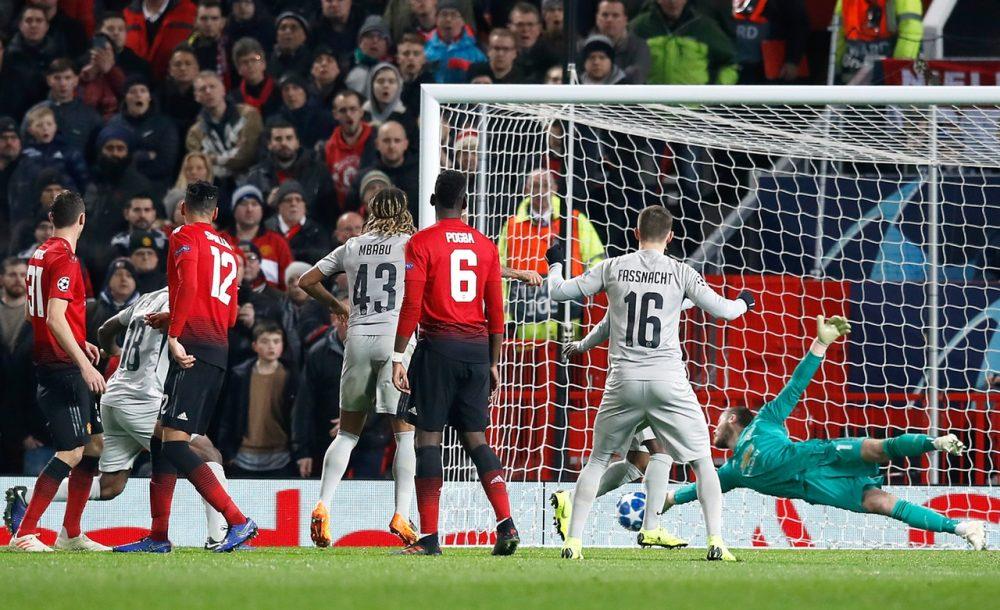 De Gea Will Stay Says Jose