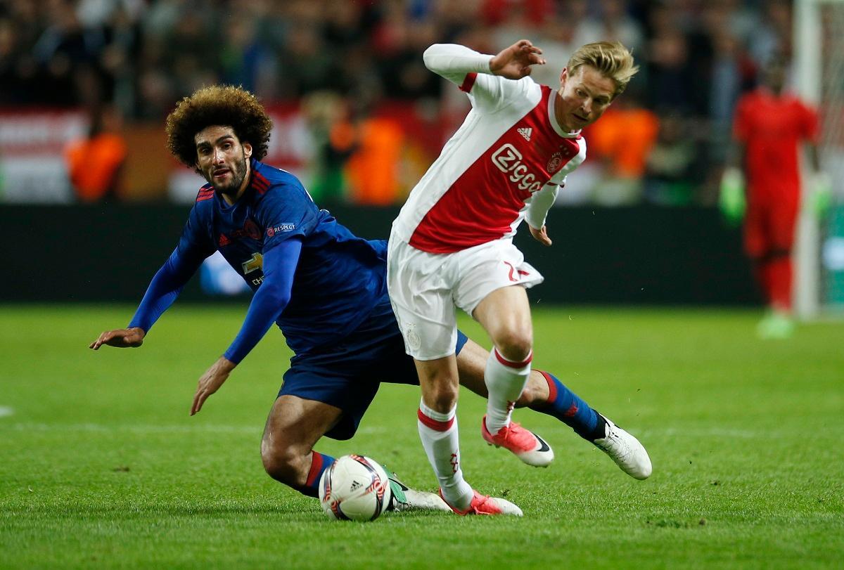 De Jong 'Likes' City's Derby Win