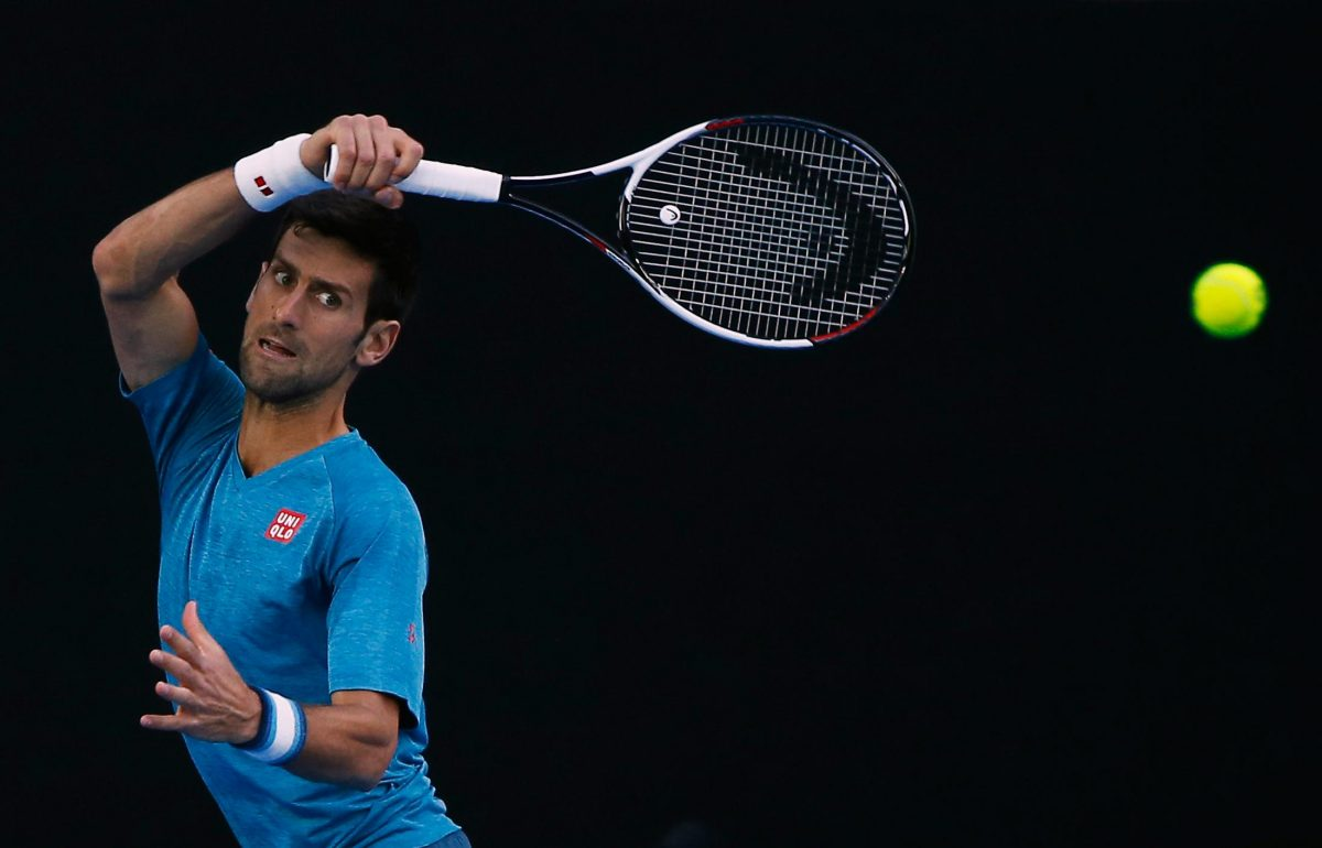 Djokovic Reaches Paris Final