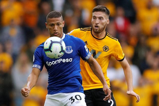 Doherty Available For Wolves