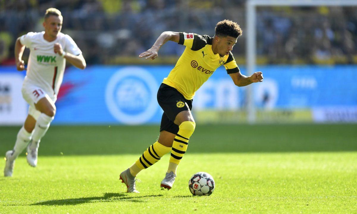 Dortmund Target Gunners Starlet