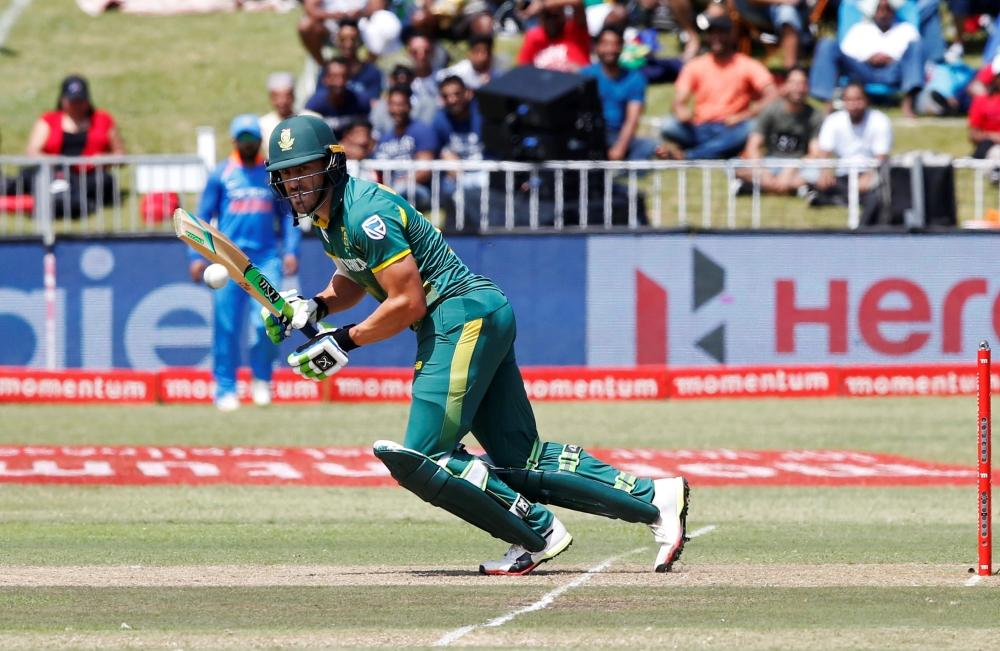 Du Plessis And Miller Steer Proteas To Victory