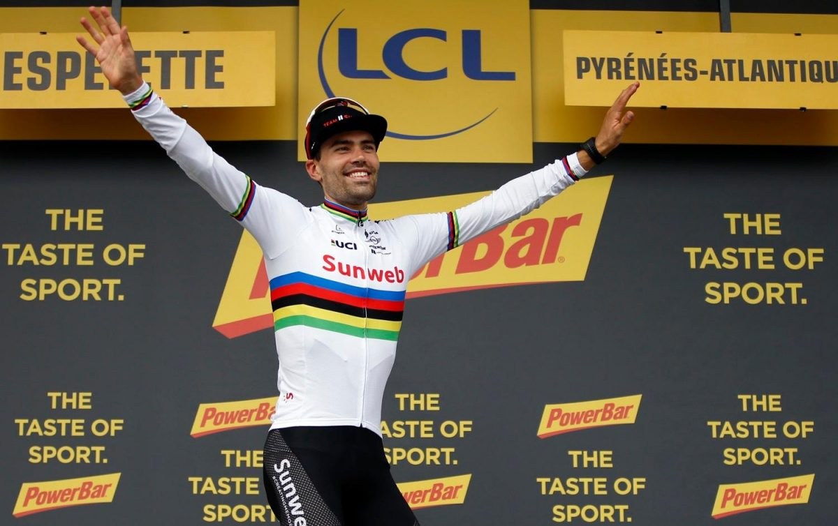 Dumoulin Admits To Tour De France Doubts