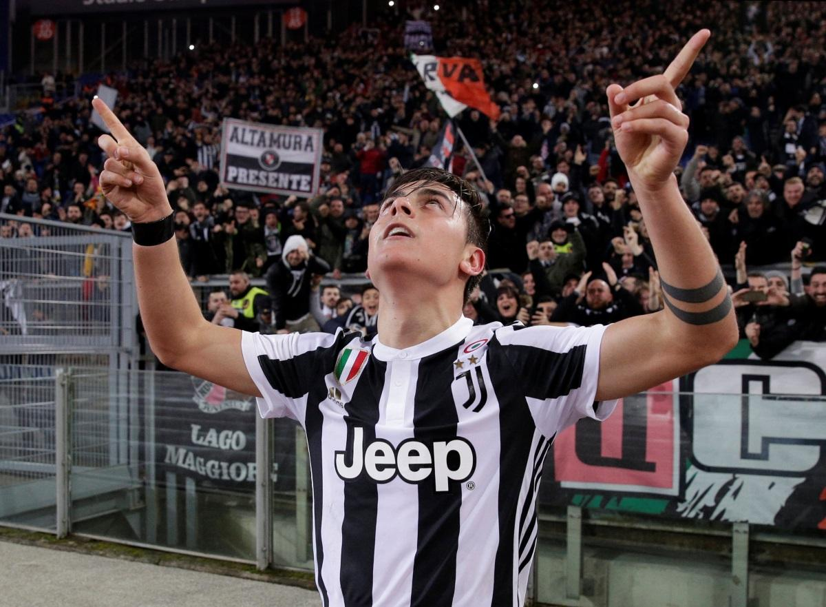 Dybala Commits To Juve