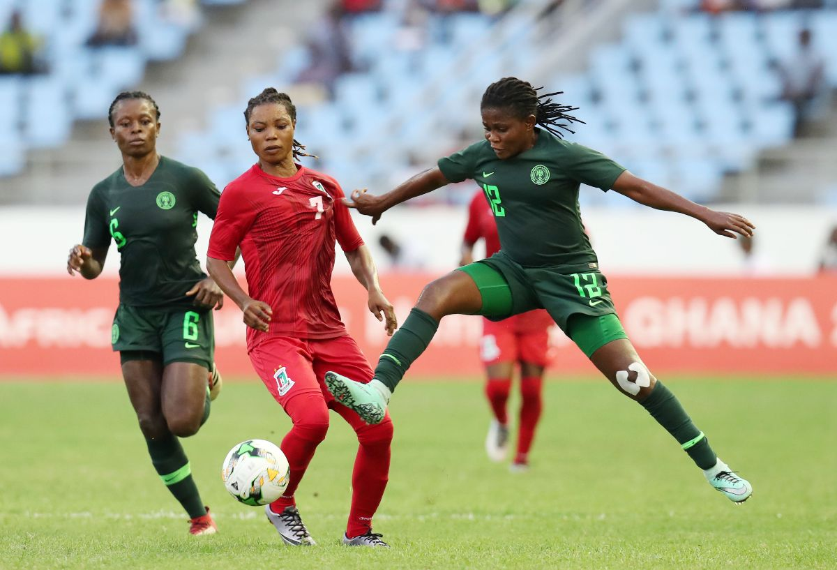 EXCELLENT! How Super Falcons  Rated In AWCON 2018 Clash Vs Eq. Guinea