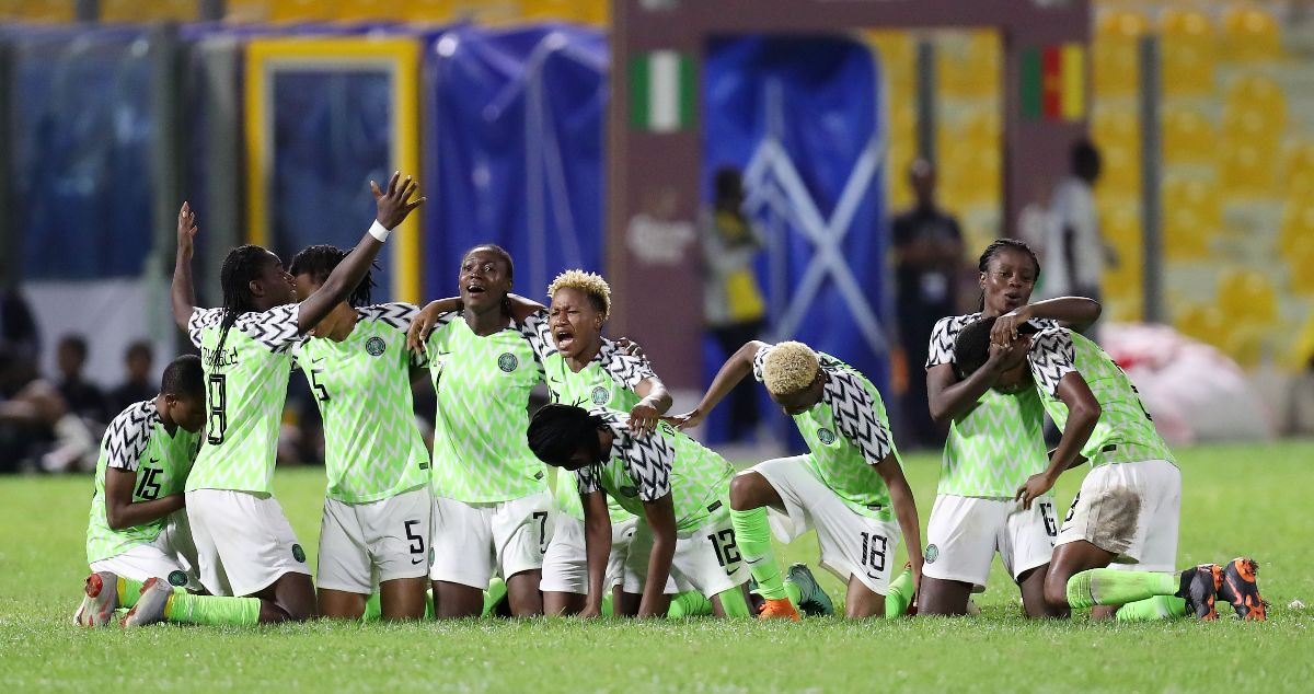 AWCON 2018 Final: NFF Urges Super Falcons To Beat South Africa, Take $10k Each
