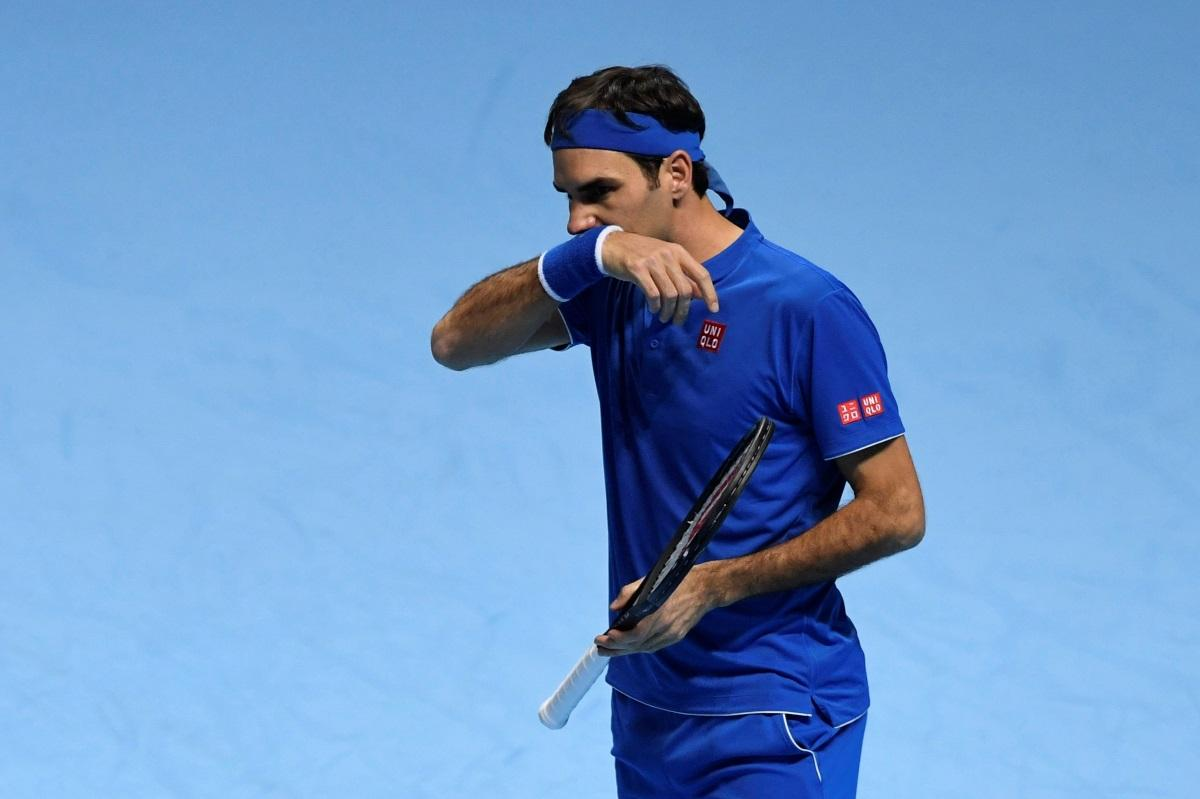 Federer Stunned By Nishikori