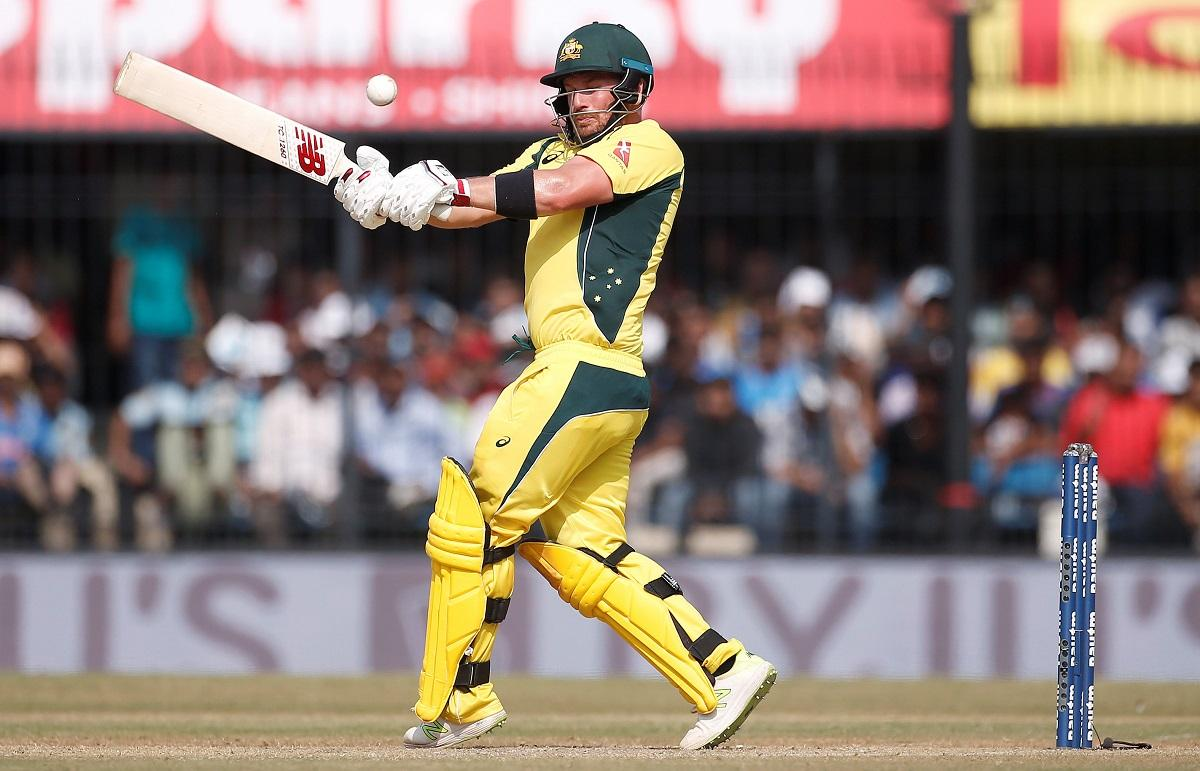 Finch Ready For India Test