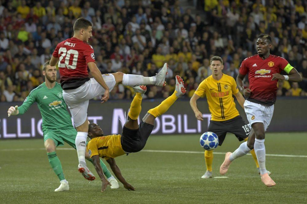 Fit-Again Dalot Poised For United Return