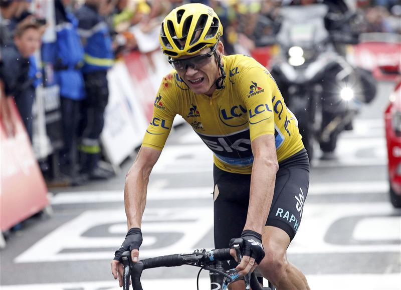 Froome Believes He Can Race Till 2023