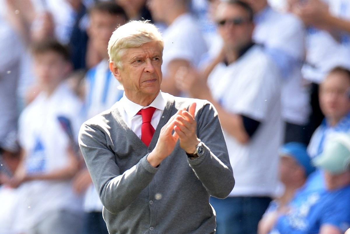 Fulham Held Wenger Talks