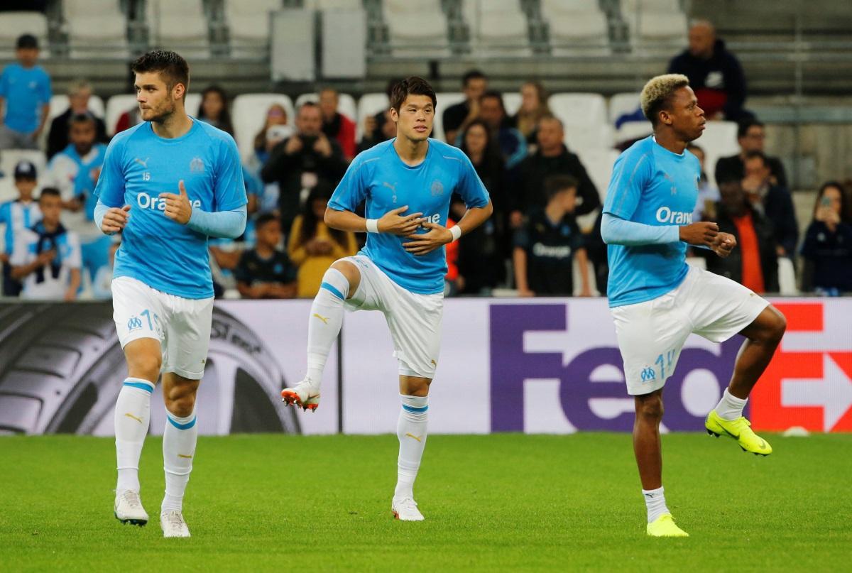 Garcia Backs Marseille Summer Recruit