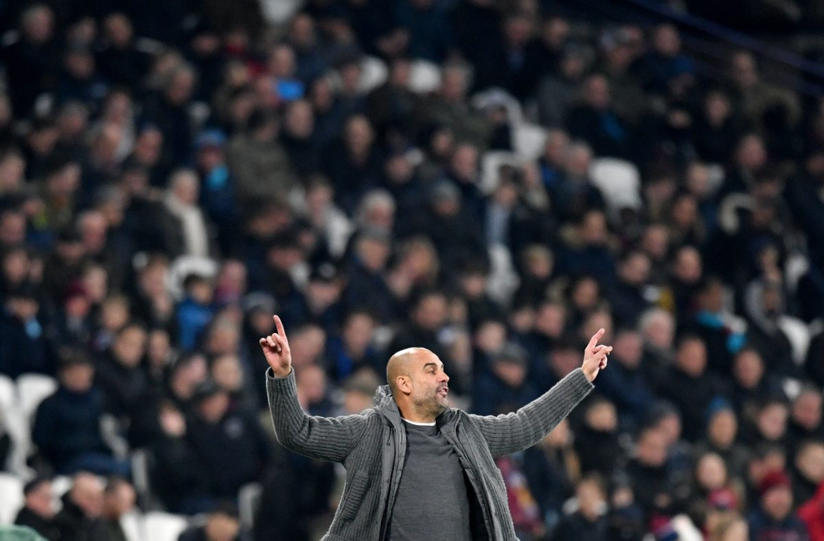 Guardiola Wants More From City