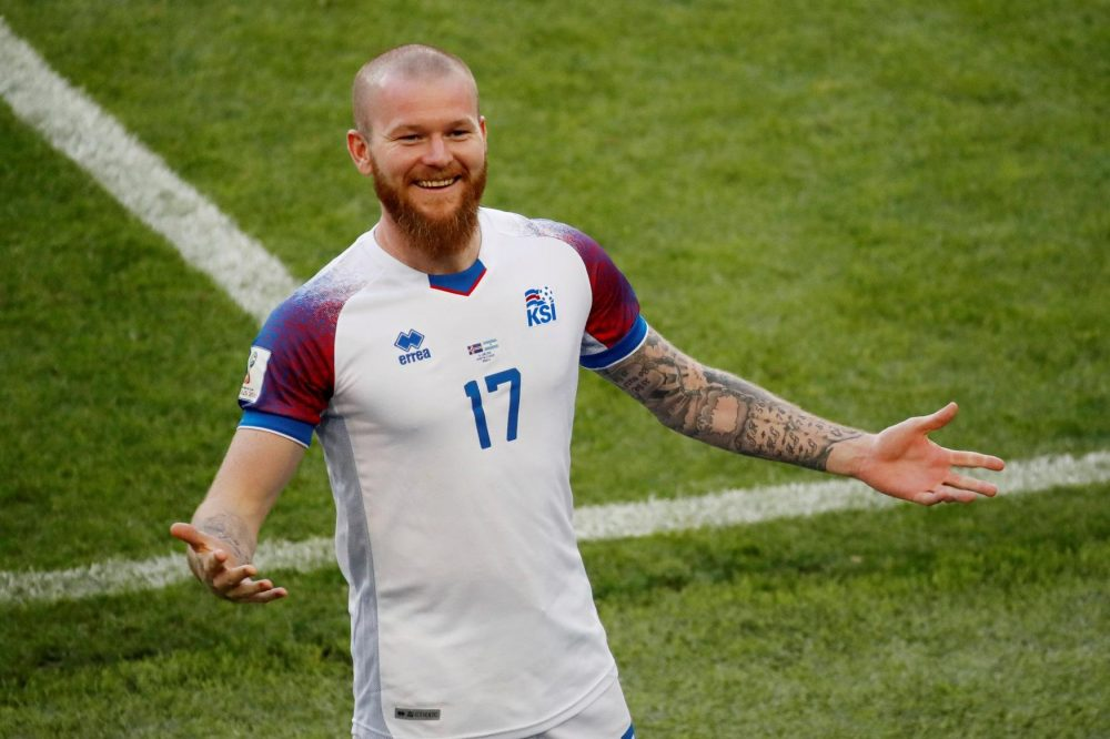 Gunnarsson Happy With Fitness After Injury