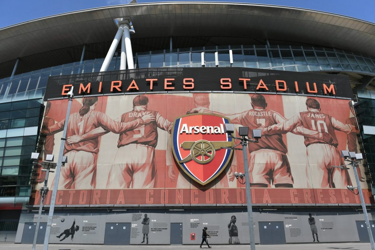 Arsenal In No Rush To Leave PL