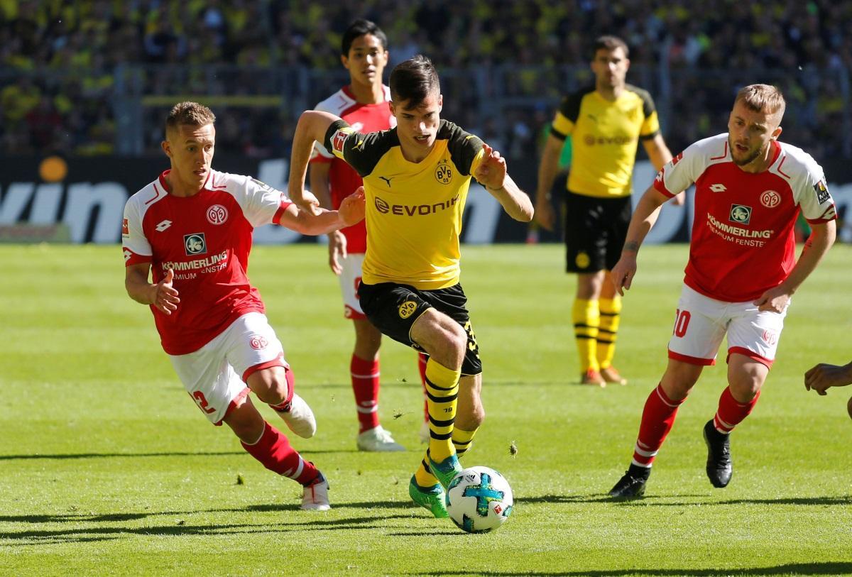 Gunners Target BVB Star