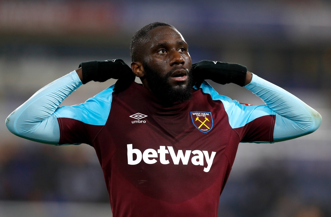 Hammers Ace Masuaku Happy To Stay Put