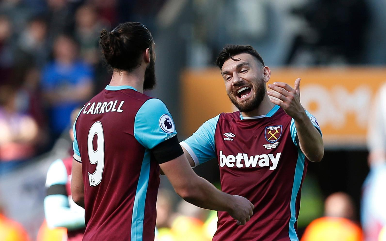 Hammers Should Be Higher – Snodgrass