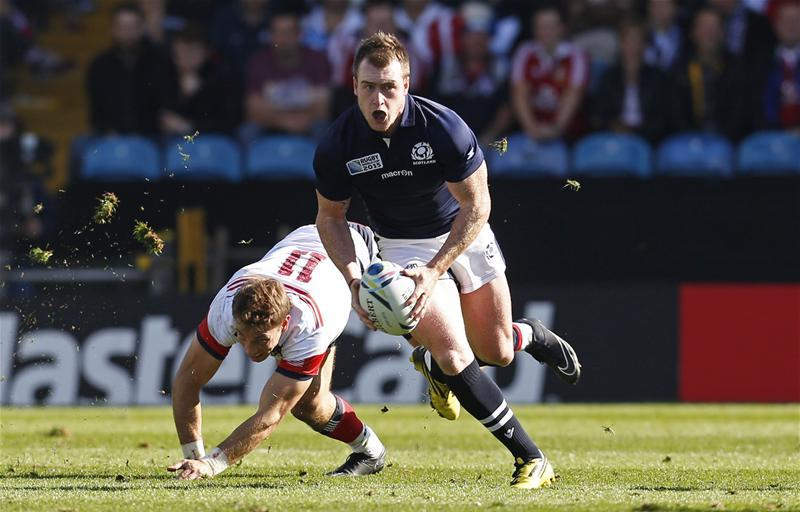 Hogg Back In Scotland Squad