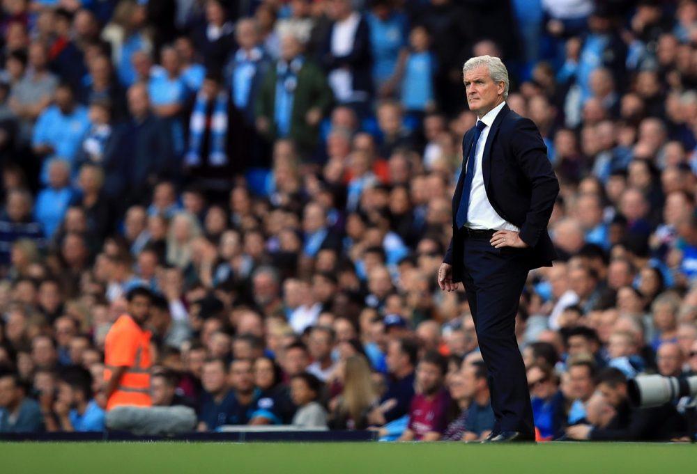 Hughes Laments Shocking Start