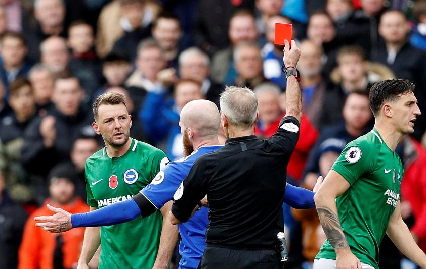 Hughton Unsure About Red Card Appeal