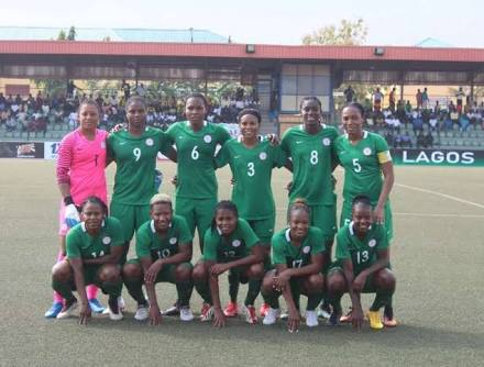 2018 Women's AFCON: Ebi Assures Falcons Will Bounce Back From Banyana Defeat