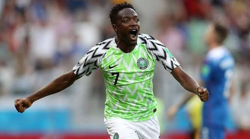 Musa Banks On Personal Unbeaten Record To Lead Eagles Past Bafana