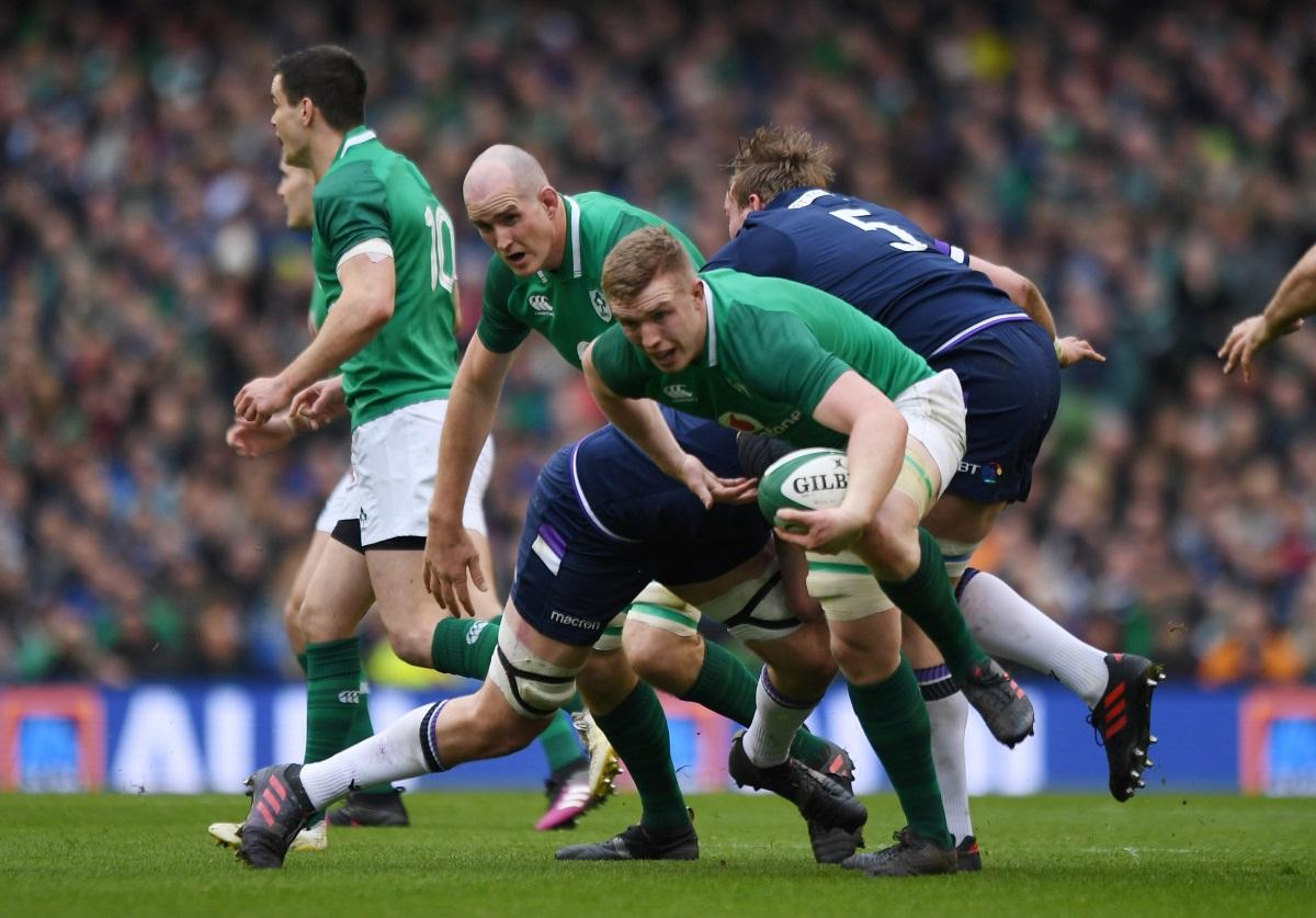 Ireland Hit By Leavy Injury Absence